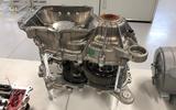 Dyson electric car - motor
