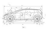 Dyson electric car patent images - patent diagram