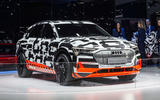 Audi E-tron: Geneva prototypes launched in 'fightback against I-Pace'