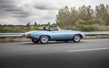 Jaguar E-Type ditches petrol, goes electric