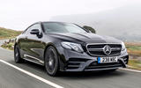 Mercedes-AMG E53 4Matic+ 2018 first drive review hero front
