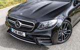 Mercedes-AMG E53 4Matic+ 2018 first drive review front end