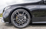 Mercedes-AMG E53 4Matic+ 2018 first drive review alloy wheels