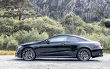 Mercedes-AMG E53 4Matic+ 2018 first drive review static rear