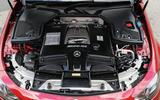 Mercedes-AMG E 63 vs rivals