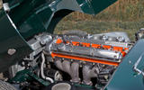 Jaguar E-Type road trip - engine
