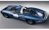 Ecurie Cars LM69 - rear