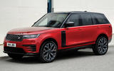 Land Rover Range Rover 2020 - front