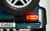 Mercedes-AMG G65 4x4² Landaulet teaser