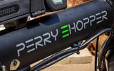 The Perry Ehopper is marketed as a cost-effective commuter option
