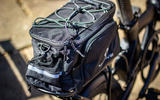 Standard pannier on Perry Ehopper improves practicality (and how much you can buy at the bakery)