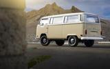 1972 Volkswagen Type 2 Microbus