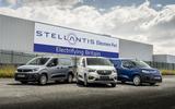 Ellesmere Port   Stellantis   Trio of new electric vans   July 2021