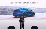 Elon Musk at Tesla battery day