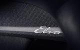 Elva 7 Dash detail