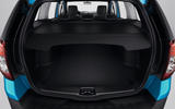 Dacia Logan MCV Stepway boot