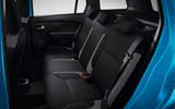 Dacia Logan MCV Stepway interior