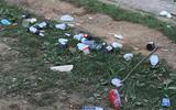 Empties. Plenty of hangovers, too - not pictured.