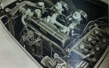 Swallow Doretti engine