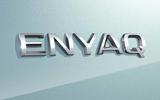 Skoda Enyaq badge