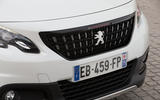 Peugeot 2008 front grille