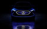 Mercedes EQ A electric hatchback previewed ahead of Frankfurt
