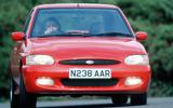 1997 Mk6 Ford Escort