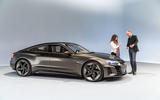 Audi E-tron GT concept Q&A with design chief