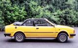 Skoda Rapid convertible