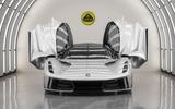 2020 Lotus Evija assembly process