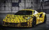 Lotus Evija dynamic prototype