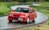 Past Masters: used Mitsubishi Lancer Evo VI review