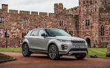 Range Rover Evoque static