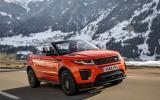 £51,700 Land Rover Evoque Convertible
