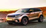Next-generation Range Rover Evoque