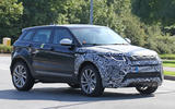 Range Rover Evoque PHEV to introduce new three-cylinder engine