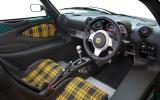 Lotus Exige Sport 350 interior