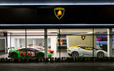 New Lamborghini corporate look