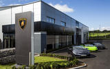 Lamborghini's new corporate look