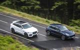 Jaguar F-Pace vs Porsche Macan
