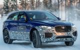 Jaguar F-Pace 3.0 V6 S