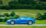 Jaguar F-Type side profile