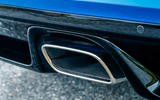 Jaguar F-Type exhaust system