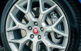 Jaguar F-Type alloy wheels