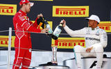 Hamilton beat Vettel in Spanish GP