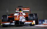 F2 Leclerc Abu Dhabi