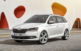 Facelifted Skoda Fabia revealed ahead of Geneva motor show