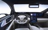 Faraday Future FF91 interior