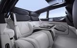 Faraday Future FF91 rear seats