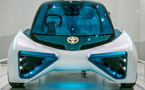 Toyota FCV Plus heading to Paris motor show